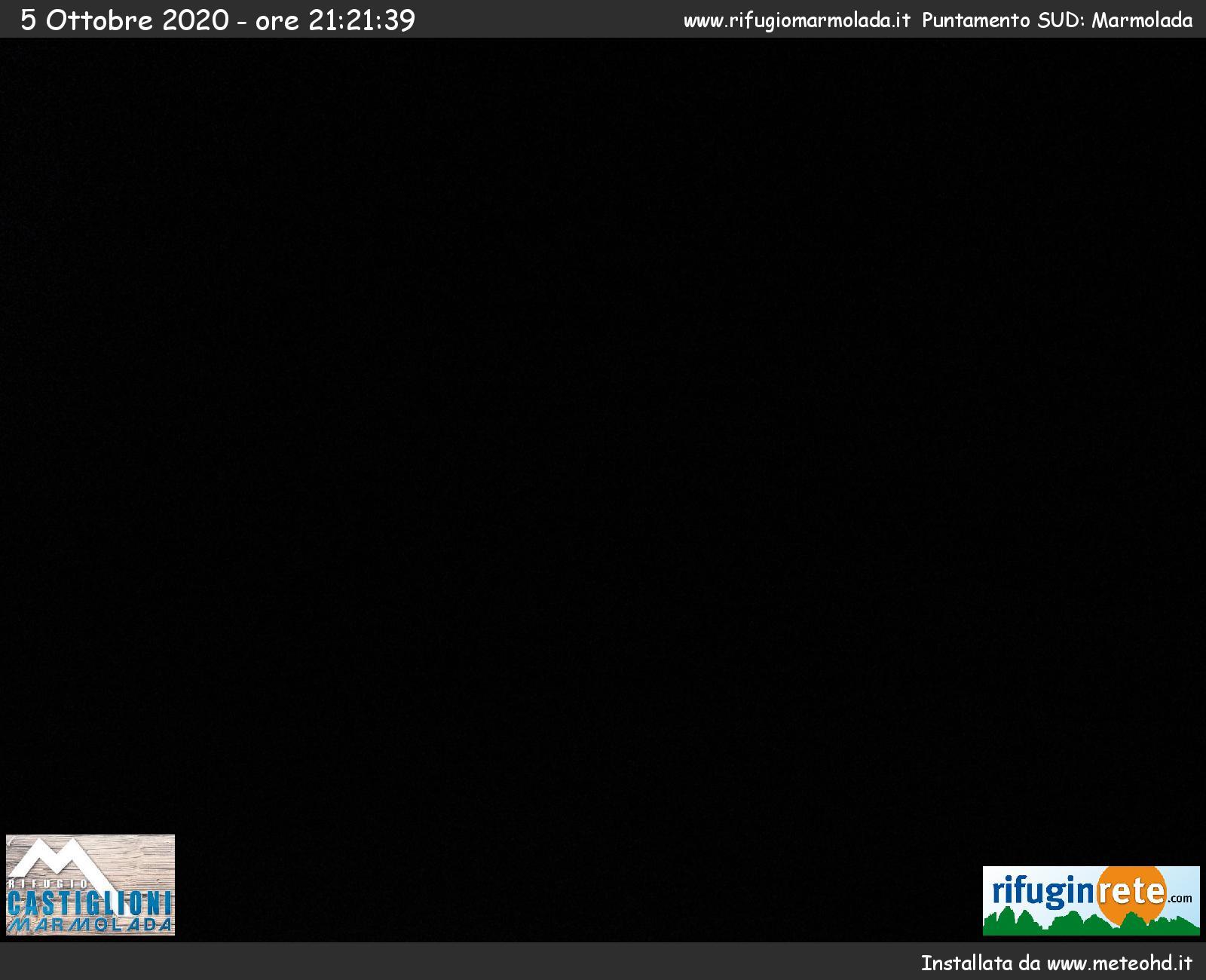 Webcam da rifugio castiglioni