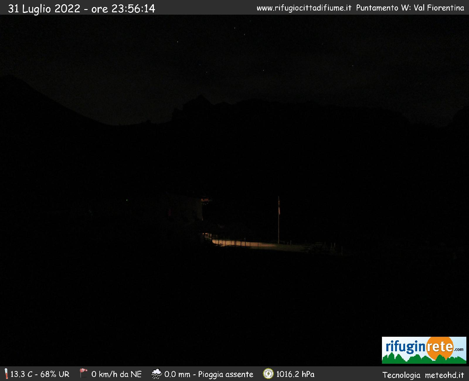 Webcam Marmolada Est