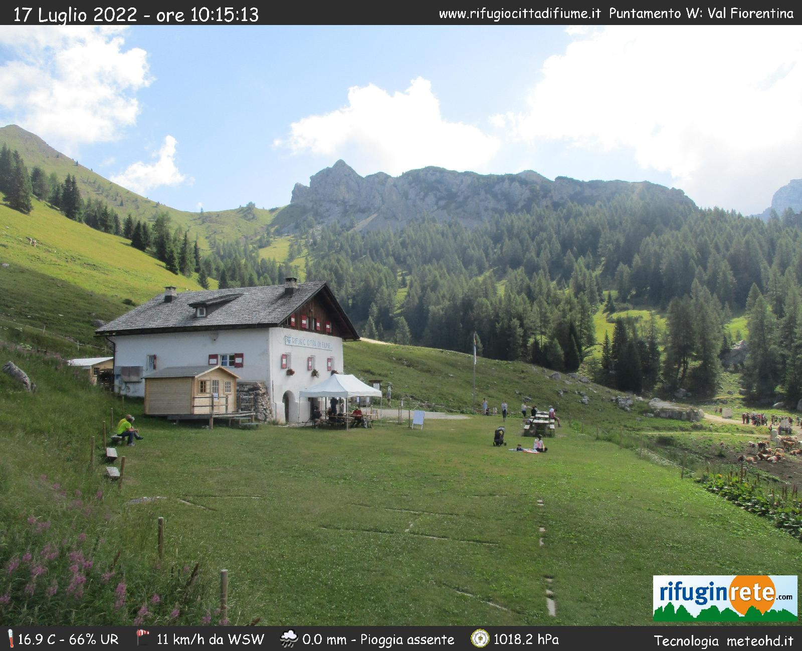 Webcam Marmolada Est