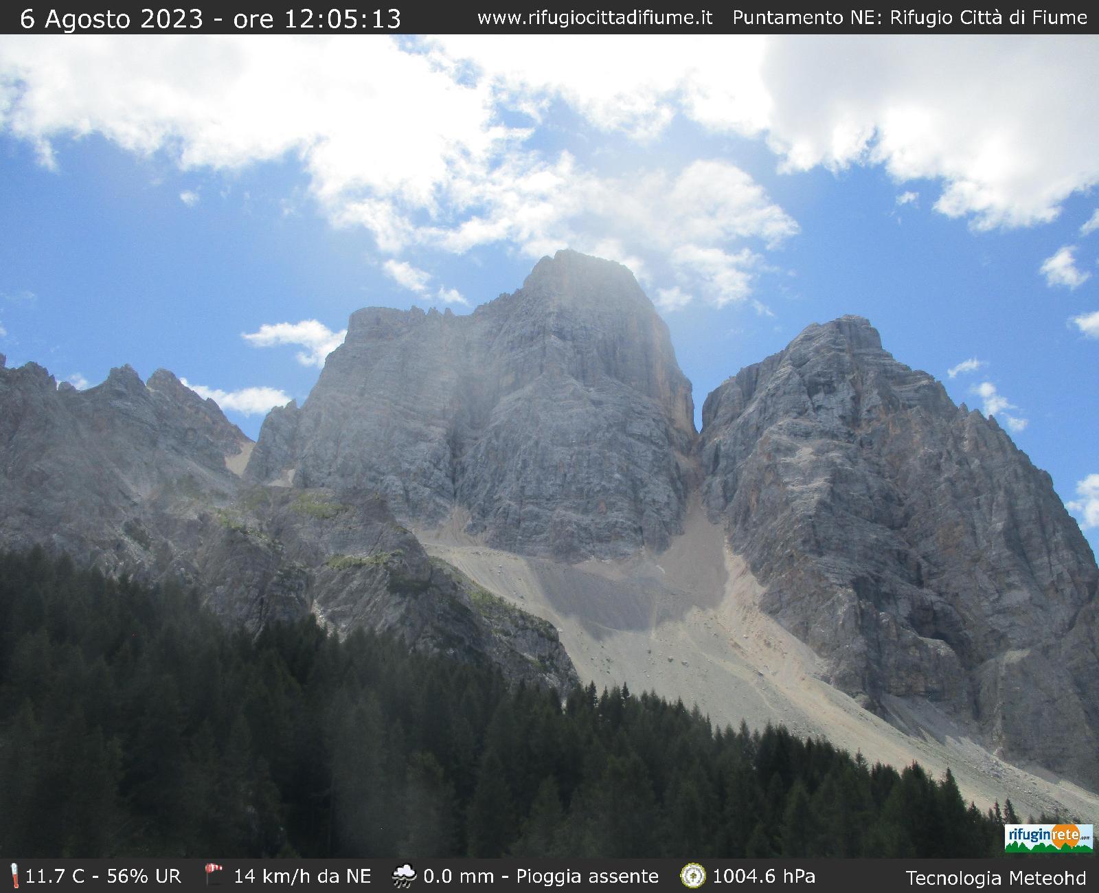 Webcam Pelmo