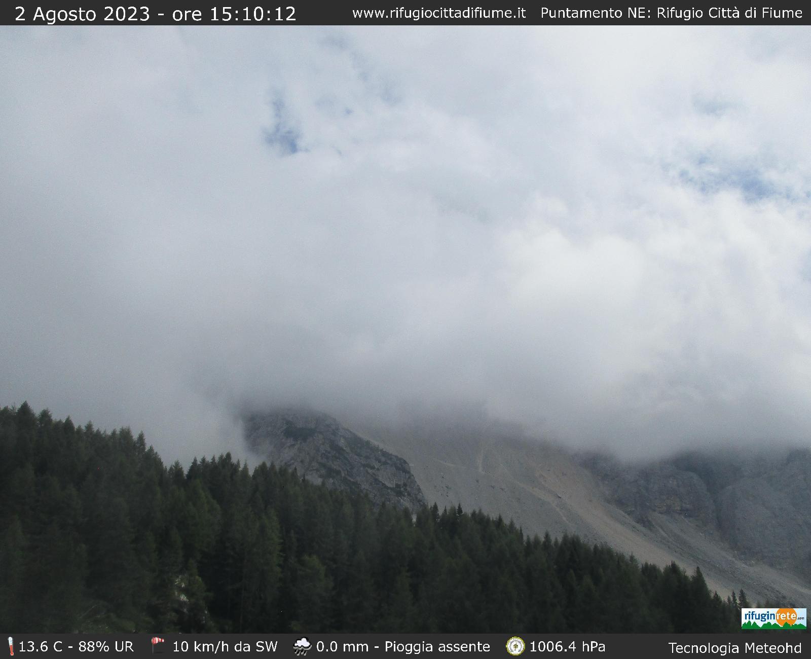 Rifugio Città di Fiume - Monte Pelmo