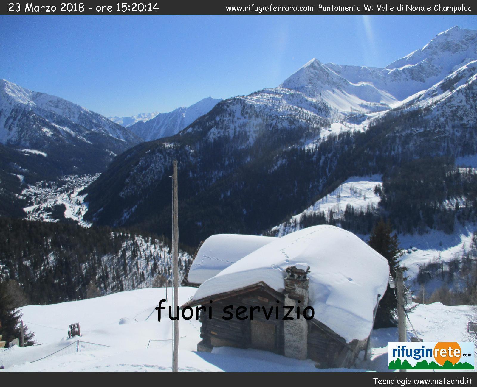Webcam Val D'Aosta 75