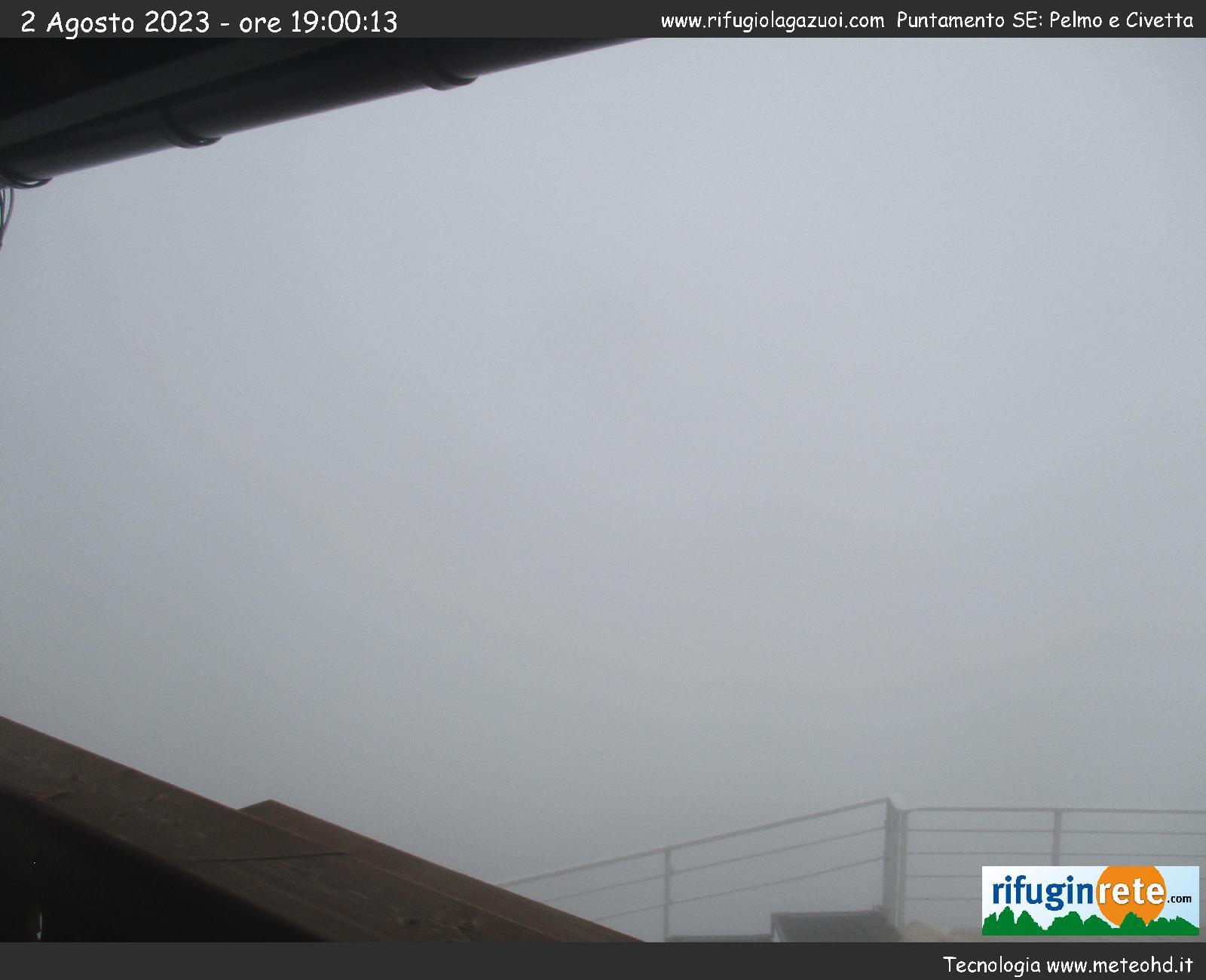 Webcam von der Lagazuoi-Hütte