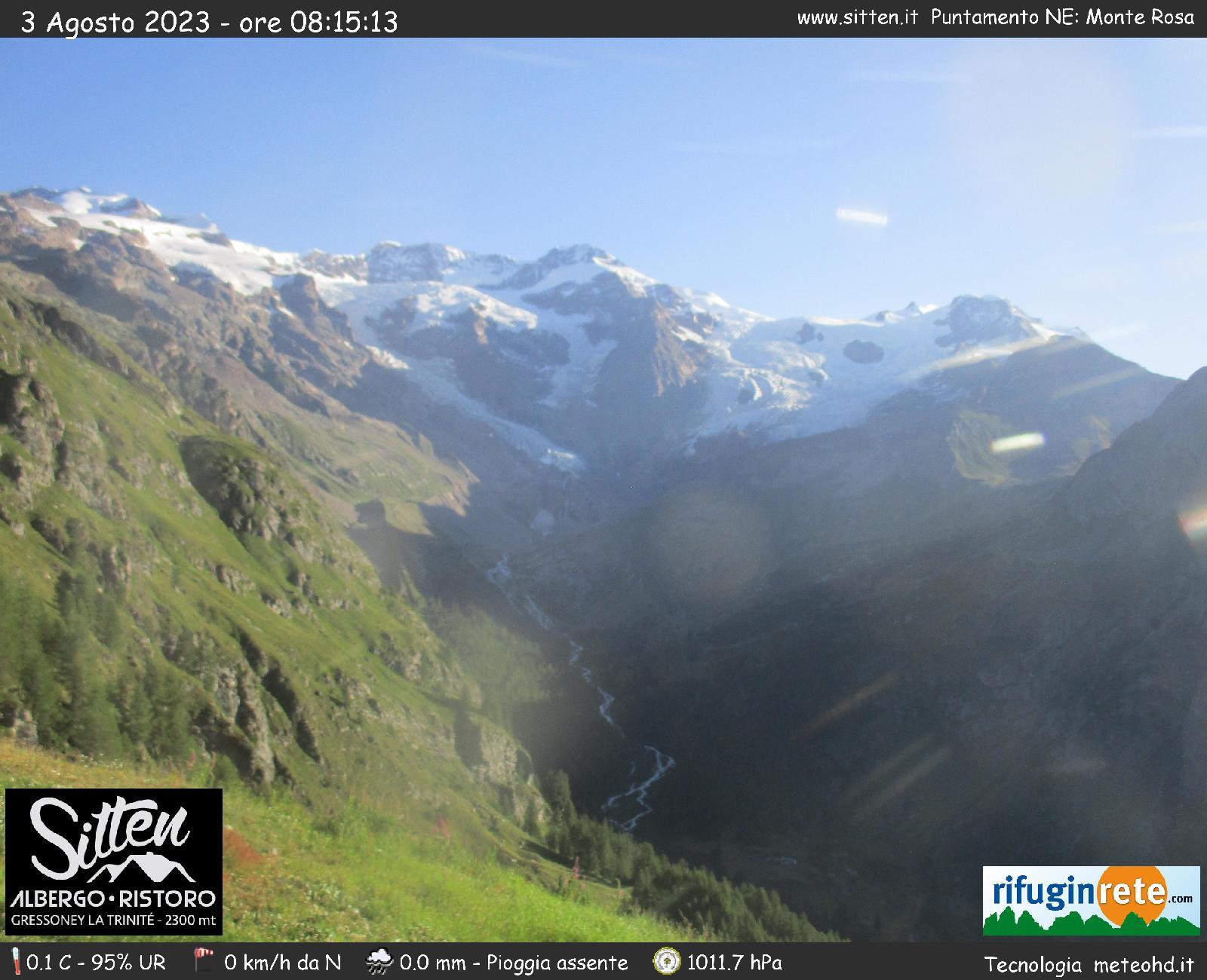 Webcam Val D'Aosta 109